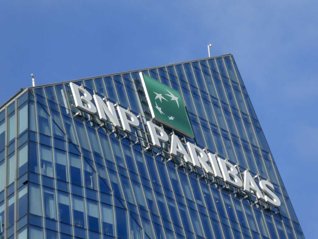 BNP Paribas Diamond tower