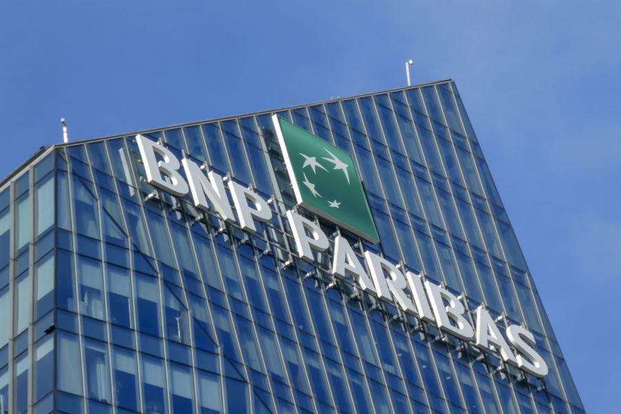 BNP Paribas Diamond tower