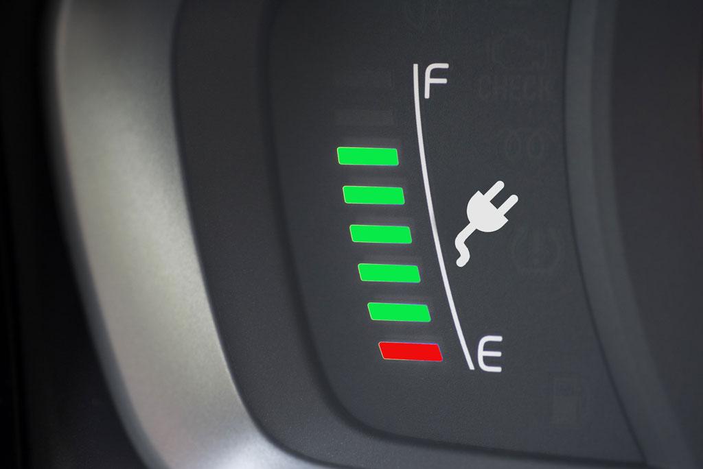 batteria auto elettrica barometro arval