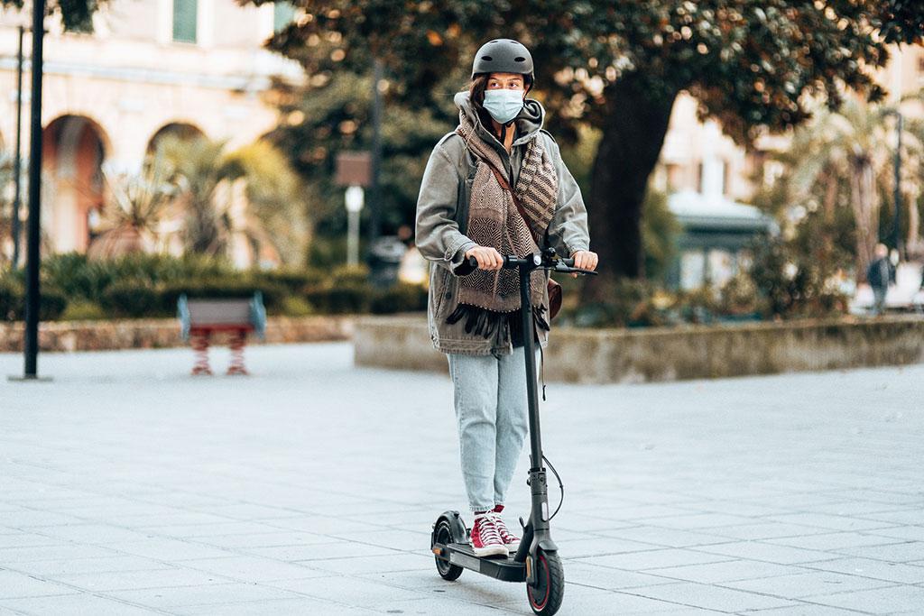 micromobilità durante la pandemia