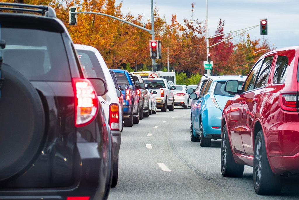 traffico inquina aria